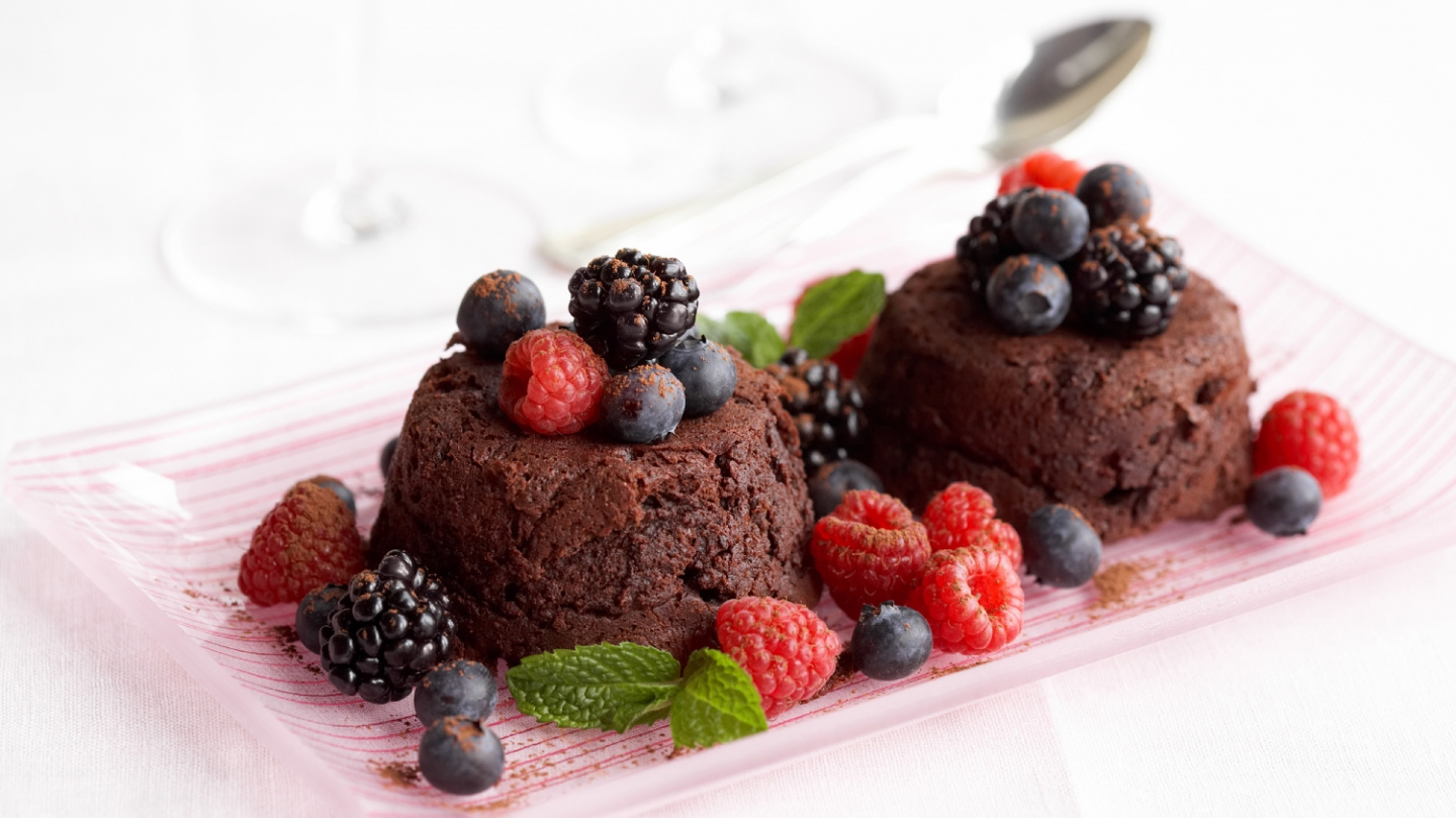 Sinful brownies